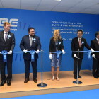 Moliner reafirma en la conmemoración de los 50 años de la planta de UBE el compromiso de la Diputación con el sector empresarial e industrial de la provincia