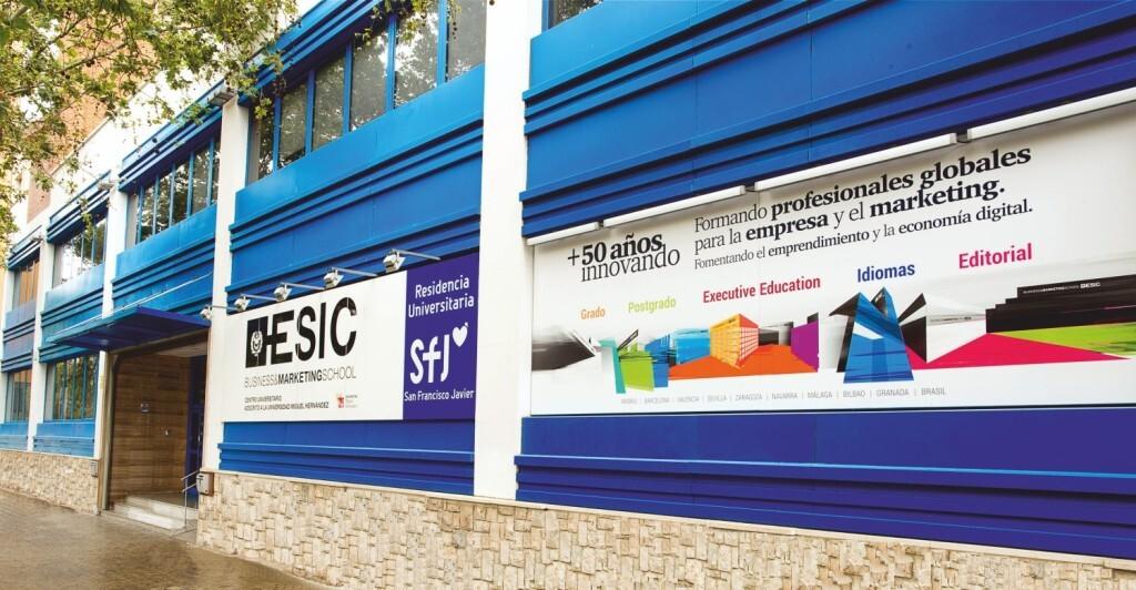 Edificio ESIC Valencia Horizontal