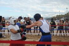 El boxeo se cita en los Taronja Games