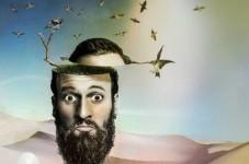 El humor surrealista de Edu Soto.