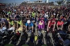 El mejor ciclismo indoor, este fin de semana en la Marina de València.