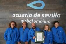 Global Omnium logra que el Acuario de Sevilla sea el primero del mundo que certifica su huella de carbono.