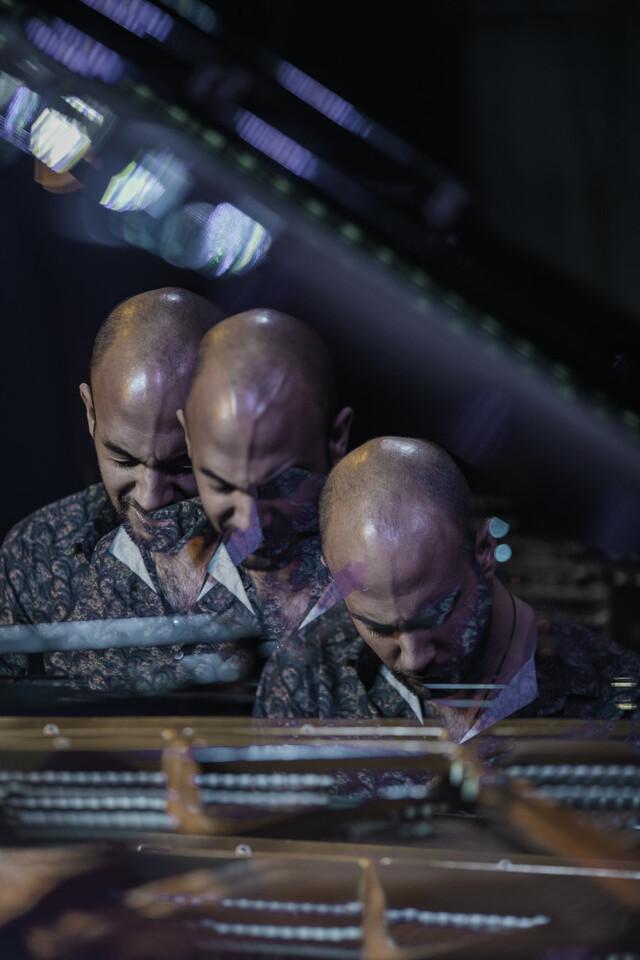 Shai Maestro Trio (Israel) - Palco AeC - Savassi Festival 2017 © Flávio Charchar