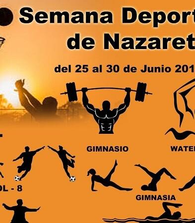 I Semana Deportivo Cultural Natzaret - copia