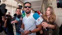 La Audiencia cita el 5 de julio al guardia civil de 'La Manada' para explicar el intento de renovación de su pasaporte