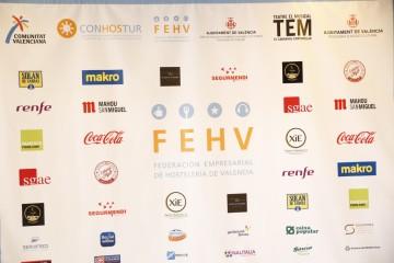 La FEHV entrega los premios de la hostelería valenciana 2018 (1)