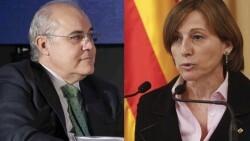Llarena y Forcadell