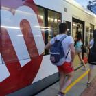 L'execució en una sola fase la línia 10 de metro fins a natzaret permetrà traslladar els tallers provisionals al Camí del Canal