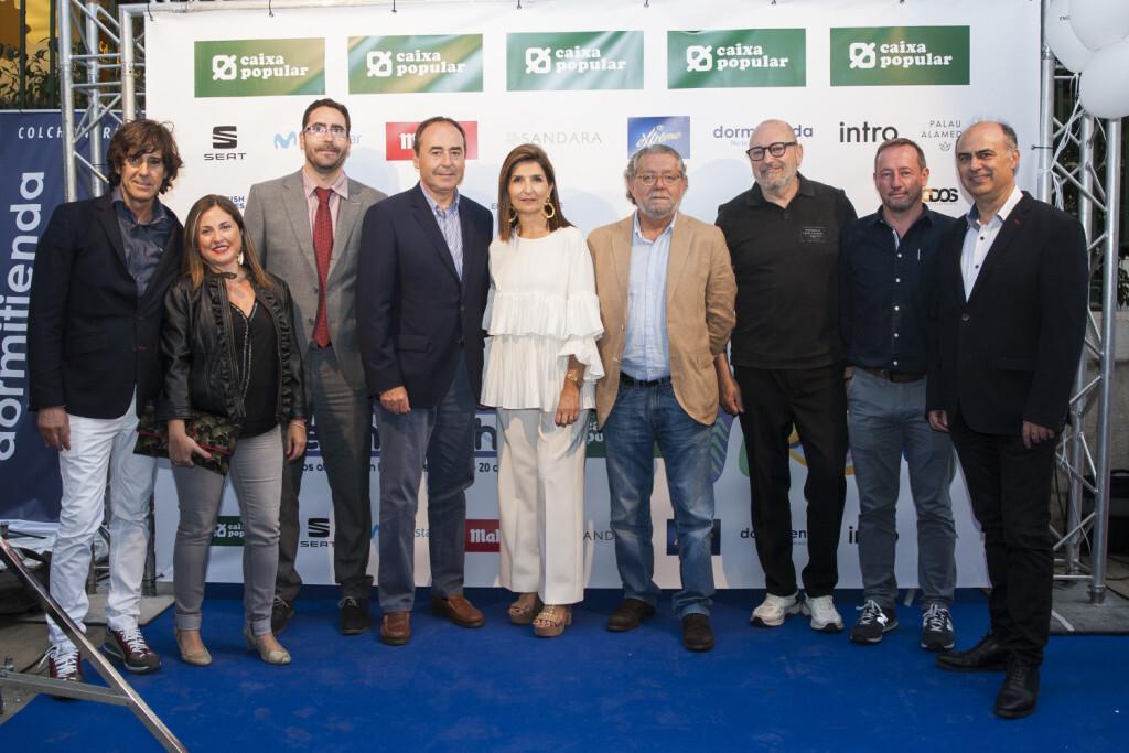 Miguel de Vicente, Lila Giner, Miguel Á. Pérez, José Mª Company, Isabel ...