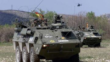 Mueren dos soldados blindado-BMR-Ejercito-Tierra