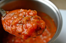 Salsa de tomate frito. / Pixabay