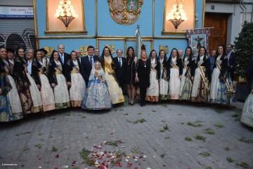 Procesión de la imagen del Cristo de Sant Bult, del siglo XIII, en Valencia 20180610 (102)