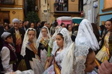 Procesión de la imagen del Cristo de Sant Bult, del siglo XIII, en Valencia 20180610 (103)