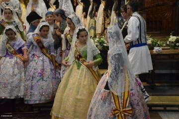 Procesión de la imagen del Cristo de Sant Bult, del siglo XIII, en Valencia 20180610 (13)