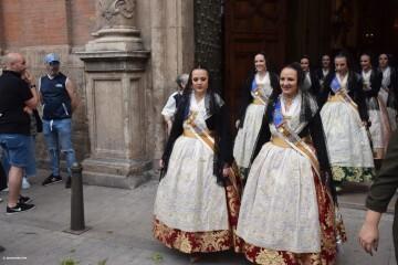 Procesión de la imagen del Cristo de Sant Bult, del siglo XIII, en Valencia 20180610 (18)