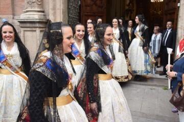 Procesión de la imagen del Cristo de Sant Bult, del siglo XIII, en Valencia 20180610 (19)