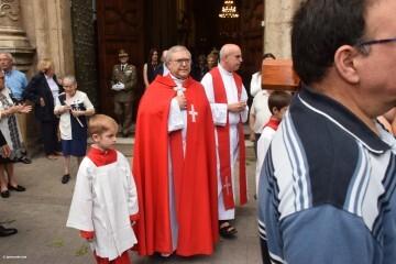 Procesión de la imagen del Cristo de Sant Bult, del siglo XIII, en Valencia 20180610 (27)