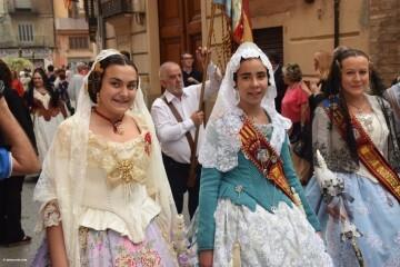 Procesión de la imagen del Cristo de Sant Bult, del siglo XIII, en Valencia 20180610 (38)