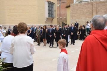 Procesión de la imagen del Cristo de Sant Bult, del siglo XIII, en Valencia 20180610 (60)
