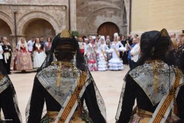 Procesión de la imagen del Cristo de Sant Bult, del siglo XIII, en Valencia 20180610 (62)