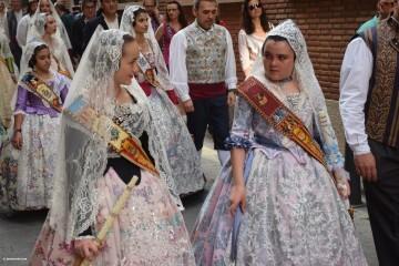 Procesión de la imagen del Cristo de Sant Bult, del siglo XIII, en Valencia 20180610 (64)