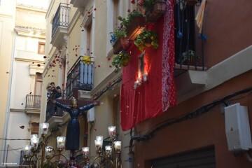 Procesión de la imagen del Cristo de Sant Bult, del siglo XIII, en Valencia 20180610 (79)