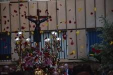 Procesión de la imagen del Cristo de Sant Bult, del siglo XIII, en Valencia 20180610 (82)