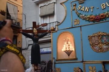 Procesión de la imagen del Cristo de Sant Bult, del siglo XIII, en Valencia 20180610 (95)
