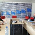 Puig traslada a Bruselas la necesidad de priorizar los ramales Atlántico-Mediterráneo y Cantábrico-Mediterráneo por su capacidad de generación de empleo