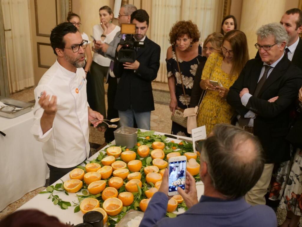 Quique Dacosta La cocina valenciana SE PROMOCIONA EN MILÁN (2)