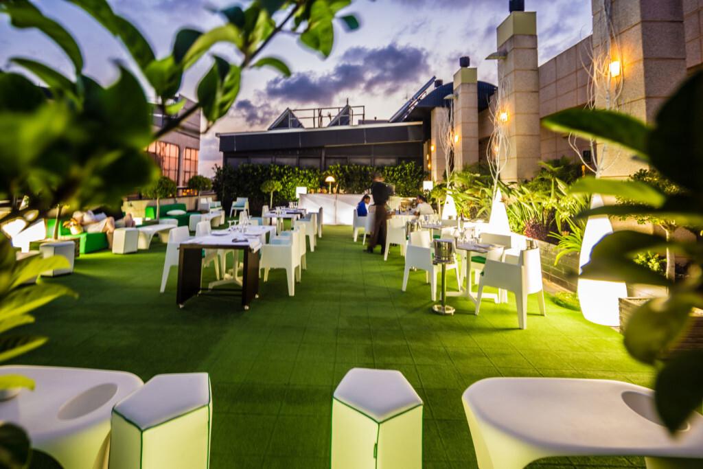 SH Hoteles inaugura la Terraza del SH Valencia Palace (3)