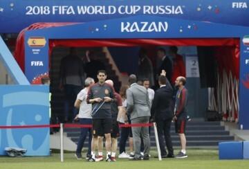 Selección Española Hierro