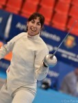 Sofía Pérez Simbor en el Campeonato de España Senior 2017 - Foto Eva Pavía