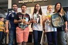 Torneo de Ajedrez Ikea Valencia junio 2018.