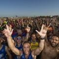 Una nueva edición de la `Volta a la Platja València´ llega el viernes a la playa del Cabanyal.