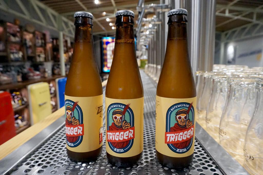 Zeta Beer presenta Trïgger en las Cervezas del Mercado by BWK (1)