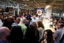 Zeta Beer presenta Trïgger en las Cervezas del Mercado by BWK (107)