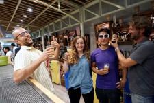 Zeta Beer presenta Trïgger en las Cervezas del Mercado by BWK (122)