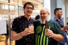Zeta Beer presenta Trïgger en las Cervezas del Mercado by BWK (139)