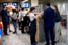 Zeta Beer presenta Trïgger en las Cervezas del Mercado by BWK (31)