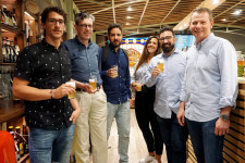 Zeta Beer presenta Trïgger en las Cervezas del Mercado by BWK (49)