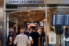 Zeta Beer presenta Trïgger en las Cervezas del Mercado by BWK (69)