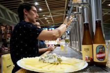 Zeta Beer presenta Trïgger en las Cervezas del Mercado by BWK (8)