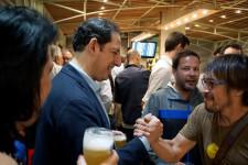 Zeta Beer presenta Trïgger en las Cervezas del Mercado by BWK (86)
