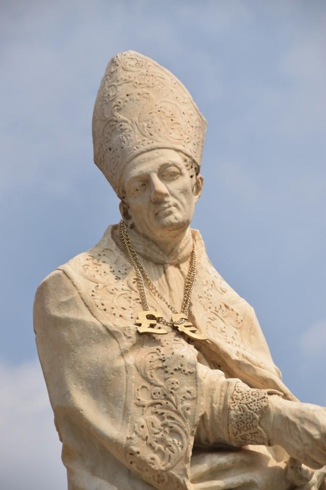 escultura de Sant Tomàs de València (1)