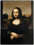 Leonardo da Vinci (1452-1519)     The Isleworth Mona Lisa. Credit: Album / Fine Art Images