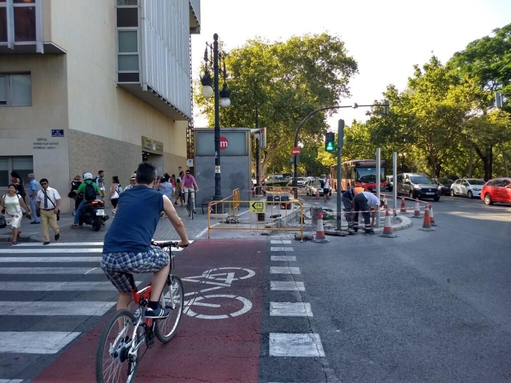 0705 Carril bici Clínic