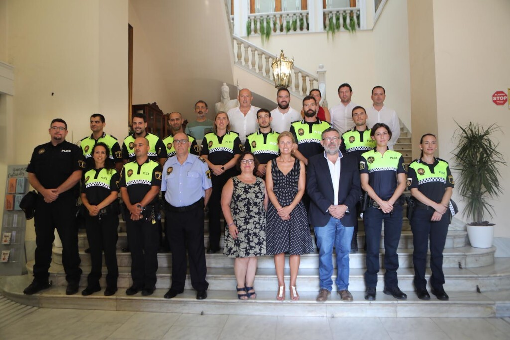 180730 toma posesión Policías Locales