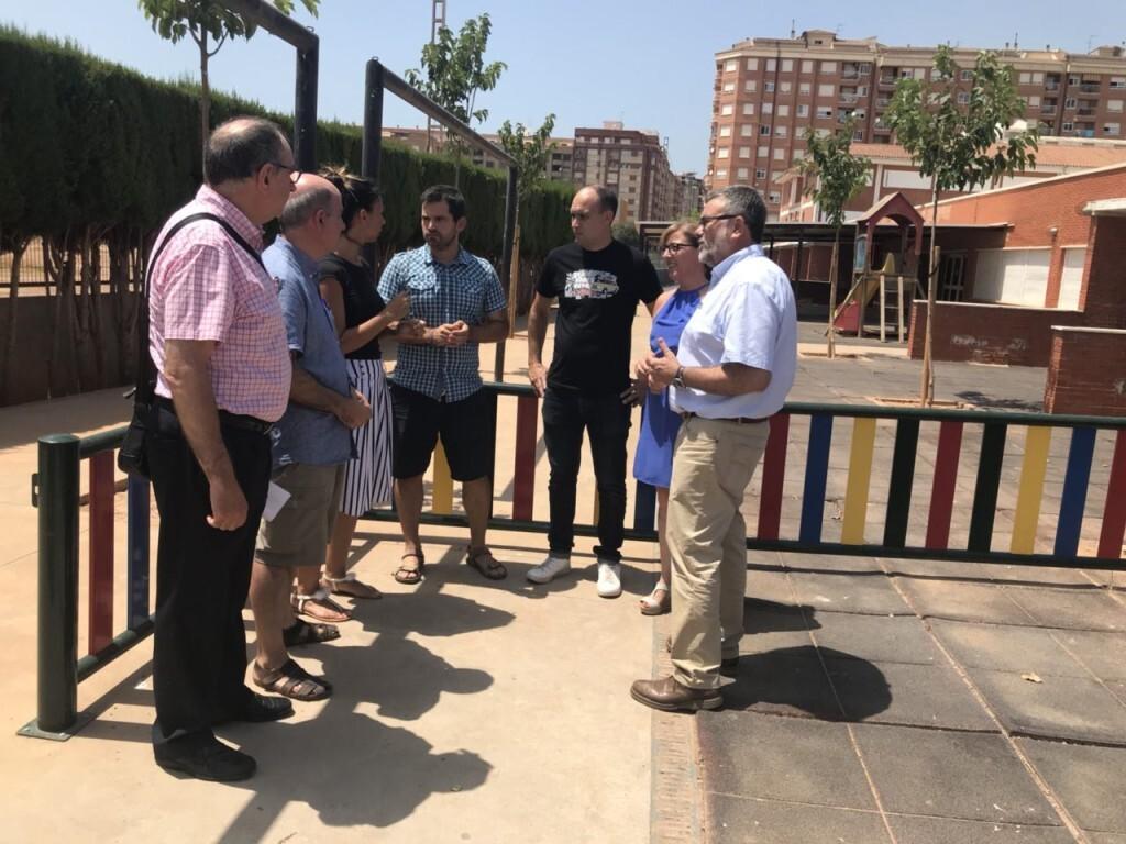 21-07-2018 Reunió Blasco Ibáñez