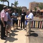 L'Ajuntament planifica una sèrie d'accions per acabar amb el vandalisme constant que sofreix el CEIP Blasco Ibáñez
